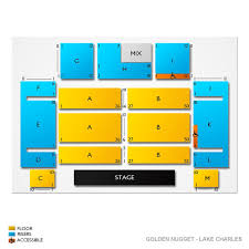 Golden Nugget Lake Charles Concert Seating Chart Clay Walker In Central Louisiana Tickets Buy At Ticketcity