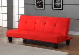 mini couches for kids bedrooms. Mini Sofas For Kids And Red Microfiber Klik Klak Sofa Futon Bed With Adjustable Couches Bedrooms