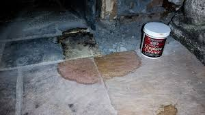 step 2 inspect the abr waterless fireplace cleaner test on your fireplace for ease of removal and overall results