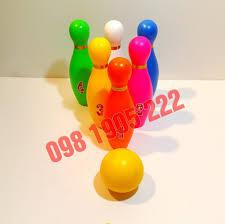 Đồ chơi bowling - đồ chơi vận động