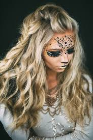 makeup is always so much fun to do and i had a blast with this lion s makeup look jessa already has quite the mane so giving her big lion s hair