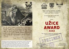 uzice award rules radio club yuabh ytw points are calculated and diploma is issued for each calendar year separately