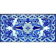 ceramic tile wall art antique looking area rug architectural design ceramic tile wall art ceramic tile