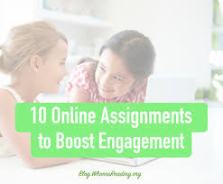 online assignments that boost engagement pin it 10 online assignments