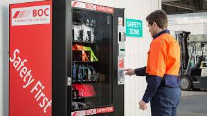 Ppe Vending Machines Cool BOC PPE Industrial Consumables Vending Machine Australasian Mining