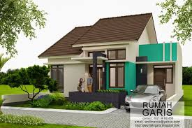 Looking At The Front Perspective, Light Blue Green Paint Is Introduced To  Provide Accent In The Walls. The Open Garage Is Double Purpose Since If The  Car Is ...