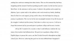 high school personal narrative essay examples high school cover  high school 28 essay topics for high school students descriptive essay topics