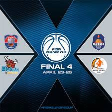 FIBA Europe Cup Final Four lineup finalized - FIBA Europe Cup 2020-21 -  FIBA.basketball