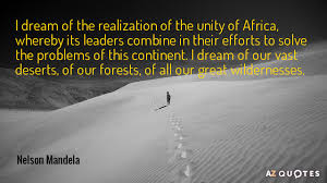 Quotes About Unity Fascinating Nelson Mandela Quotes About Unity AZ Quotes