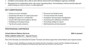 Cyber Security Resume Security Student Resume Information Security