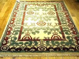 arts and crafts style rugs uk area rug 7 craftsman