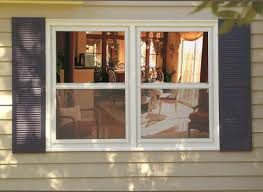 Vinyl Windows With Blinds Between The Glass