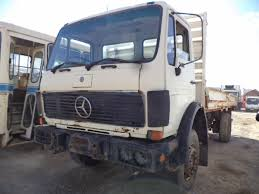 1418 mercedes benz truck for sale enter your email address to receive alerts when we have new listings available for 1418 mercedes benz truck for sale. 1987 Mercedes Benz 1419 Dropside Truck Non Runner Vin No Adb39701326000449 251 272 Kms