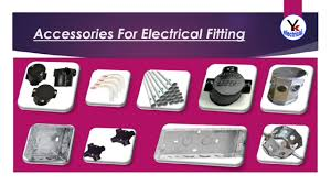 list of electrical materials for construction electrical wiring in hindi yk electrical