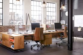 modern industrial office design. fabulous modern industrial office furniture west elm workspace design milk s