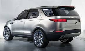 2018 land rover changes. delighful land 2018 land rover discovery 5 concept changes specs for land rover changes