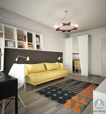 Teen Room Designs: Cool Teen Basement Bedroom - Teenagers Room