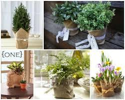 burlap is inexpensive easy to work with and makes great pot ers this versatile fabric can be personalized to fit practically any type of style with the