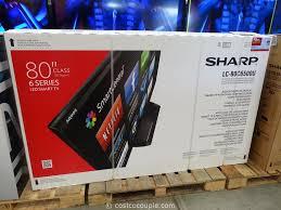 sharp 80. sharp 80-inch led tv costco 80 o