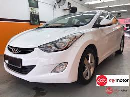 2013 Hyundai Elantra for sale in Malaysia for RM53,880 | MyMotor