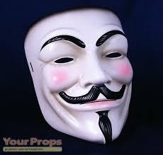v for vendetta movie mask. Unique Vendetta V For Vendetta Guy Fawkes Mask Replica Movie Prop With For Vendetta Movie Mask