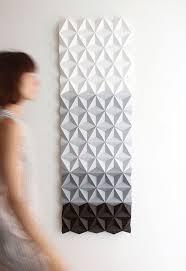 white black gray geometric wall art