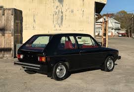 volkswagen rabbit. 7k-mile 1980 volkswagen rabbit diesel