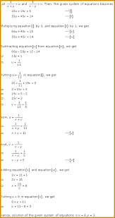 pair of linear equations in two variables extra 907479