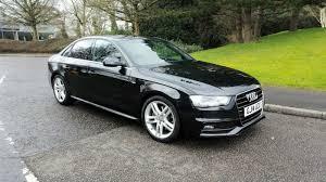 black audi a4 2014. 2014 audi a4 s line 20 tdi cvt automatic black diesel main dealer warranty black audi