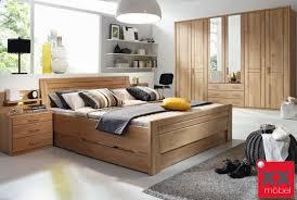 Schlafzimmer Sitara Wildeiche Teilmassiv W83