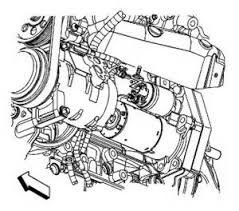 similiar 2006 cadillac cts starter location keywords cadillac cts oil cooler diagram on cadillac sts 2006 battery location