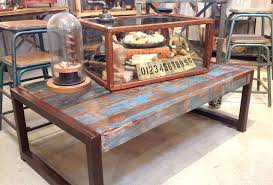 distressed wood furniture diy. Elegant Reclaimed Painted Wood Furniture Coffee Table Paint Wicker Distressed Diy