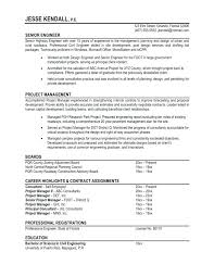 Pca Resume Sample Adorable Professional Resume Samples Australia A Sample It Professionals