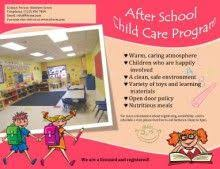 Samples Of Daycare Flyers Free Daycare Flyer Templates And Samples After School