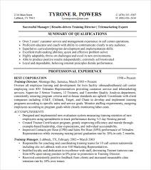 Sample Resume For Experienced Bpo Professional. sample resume for ...