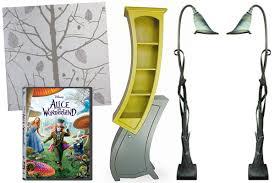 Movie Inspired Interior Design Ideas. Cake Decorations: Alice In Wonderland  ~ Home Decorating Ideas