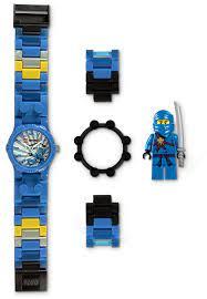 Lego 5000142 Ninjago Jay with Minifigure Watch