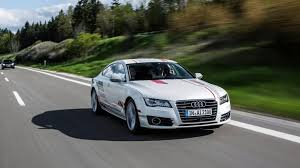 the state of new york department of motor vehicles has approved audi of america s application to be the first pany authorized to perform autonomous