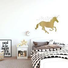 unicorn wall decal new wall decal vinyl stickers unicorn kids room playroom home decor mural art