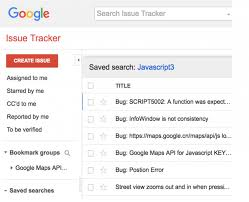 Google Launches A New Issue Tracker Used For Android And The Gcp
