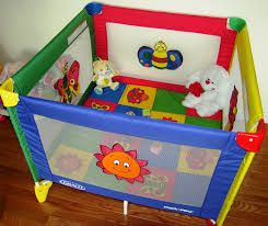 find an old fashioned play pen  a full size play pen