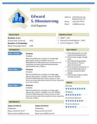 Microsoft Resume Template Word 25 Free Resume Templates For Microsoft Word How To Make