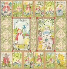 Little Red Fairy Tale Quilt Kit - Cori Dantini - Blend &  Adamdwight.com