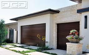 modern garage doorContemporary 08  Custom Architectural Garage Door  Dynamic