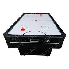 Игровой стол - <b>аэрохоккей DFC SLAVIA JG-AT-18403</b>