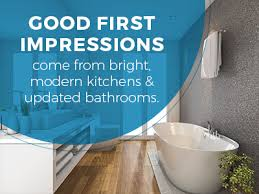 to understand how to increase a home s re value focus on kitchens and baths they can make or break a realty deal no matter how perfect a location