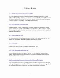 The Perfect Resume Sample Unique Resume Example Word Best Free ...
