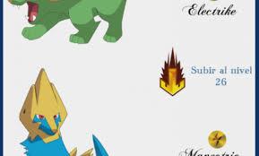 Pokemon Electrike Evolution Chart What Level Does Elec Trike Evolves