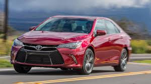 2017 Toyota Camry XSE review with price, horsepower and photo gallery