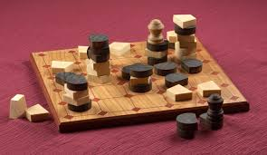 Wooden Sorry Board Game A Beautiful Game II Kisses Blood and Lavender 44